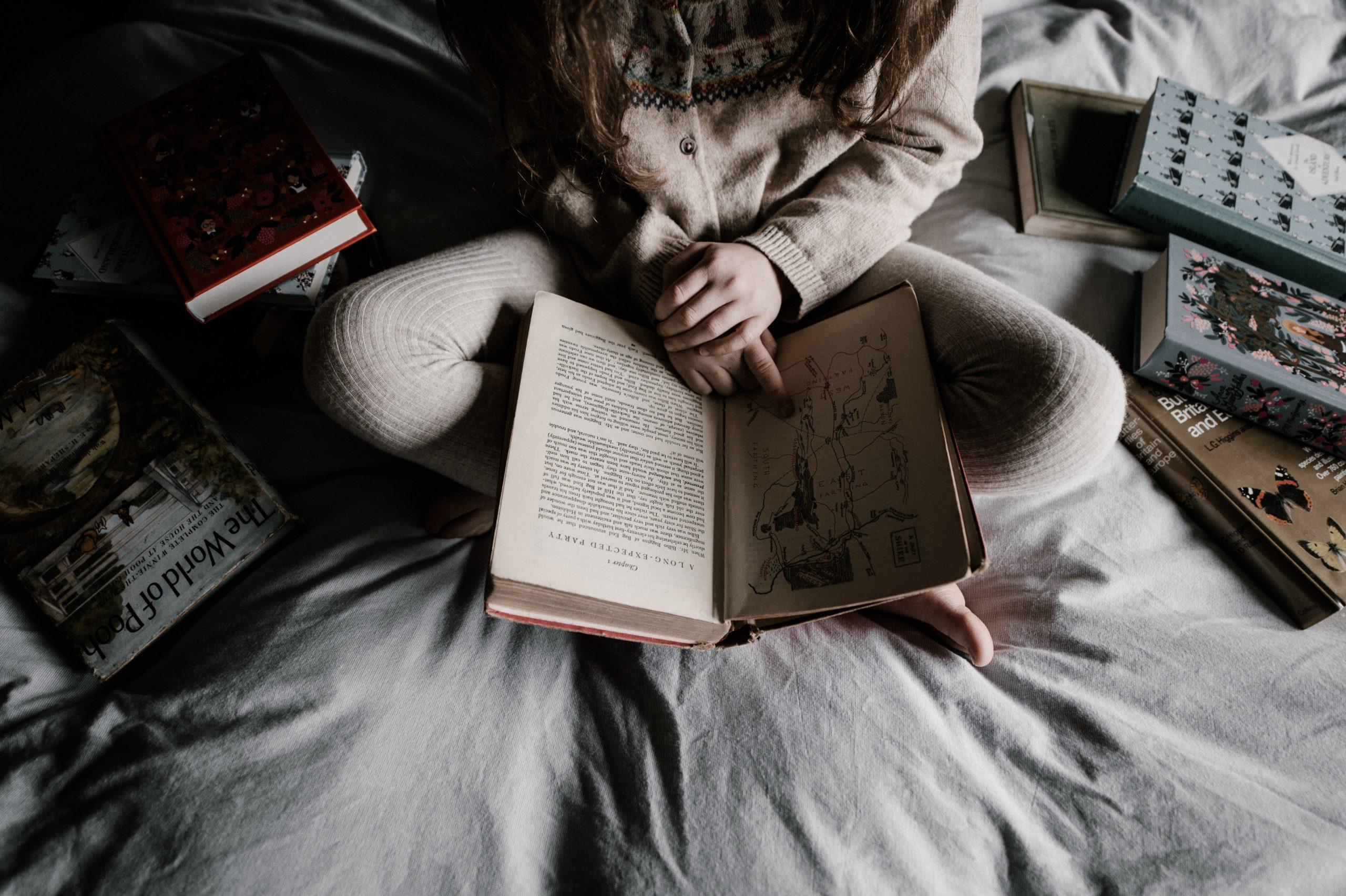Routine du soir lecture