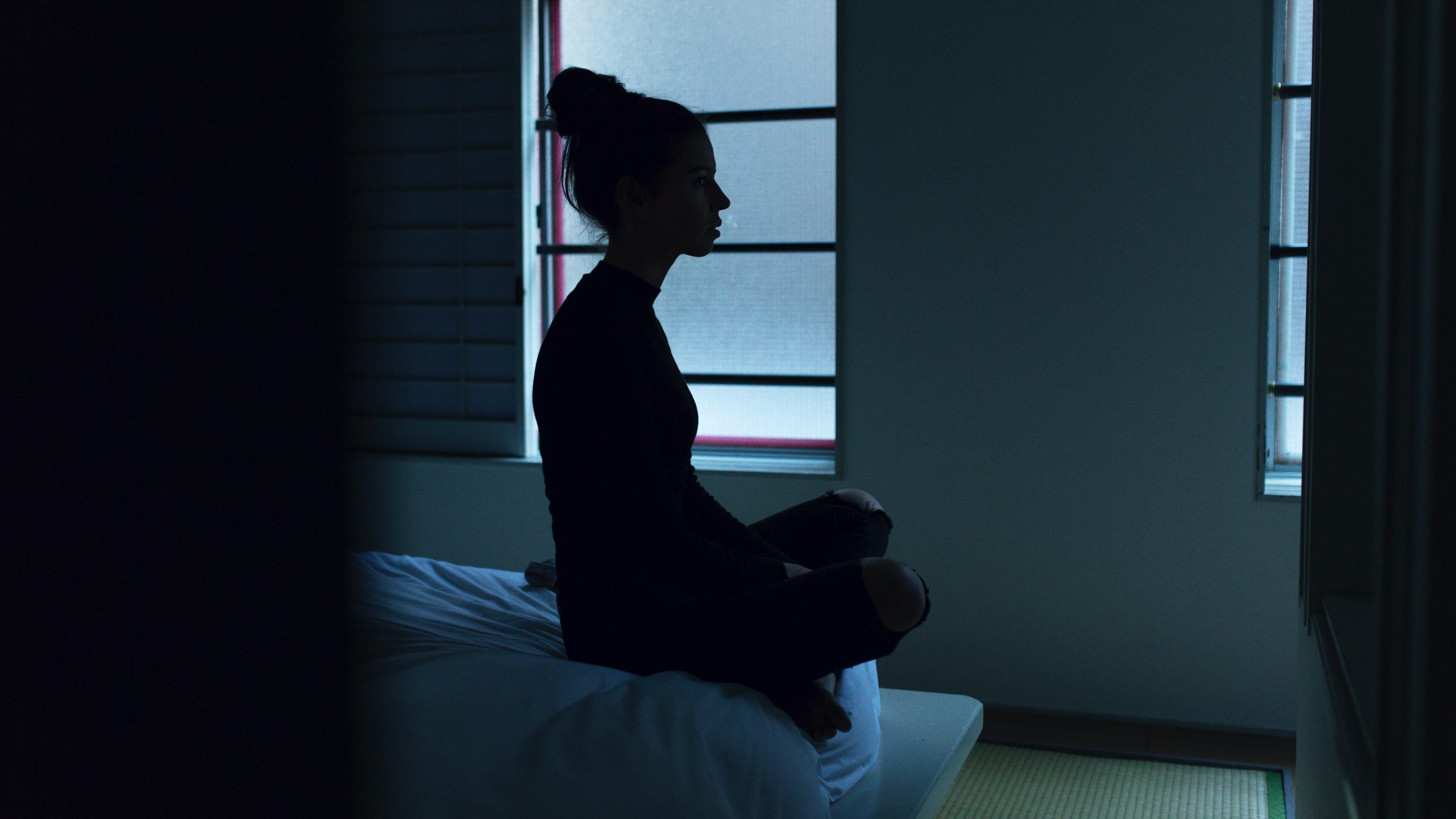Routine du soir yoga